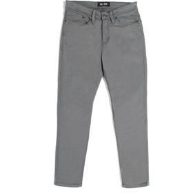 DUER No Sweat Pantaloni sottile Uomo, grigio